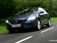 Французский тест Volvo V40