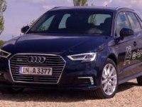 Audi A3 Sportback e-tron внутри и снаружи
