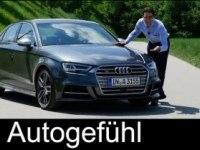 Тест Audi S3 Sedan