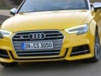 Обзор Audi S3 Cabriolet