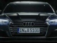 Реклама Audi A5 Coupe