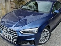 Тест Audi A5 Coupe