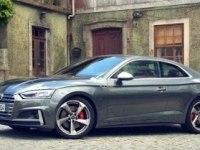 Проезды Audi S5 Coupe