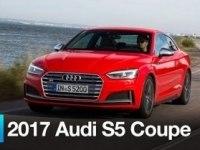 Тест Audi S5 Coupe
