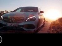 Промовидео Mercedes-Benz CLA-Class
