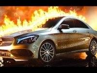 Реклама Mercedes-Benz CLA-Class