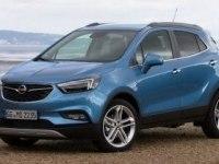 Обзор Opel Mokka X