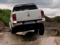 Volkswagen Amarok DoubleCab на бездорожье