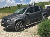 Тест Volkswagen Amarok DoubleCab
