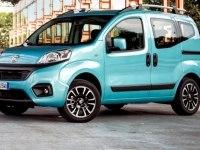 Fiat Qubo в статике и движении