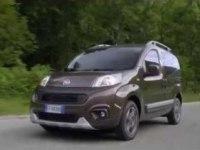 Fiat Qubo в движении