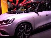 Renault Scenic на Женевском автосалоне