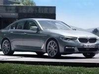 Подробный обзор BMW 5 Series Sedan