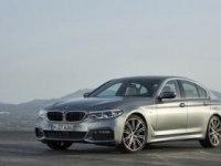 Обзор BMW 5 Series Sedan