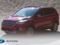Проморолик Ford Escape (Kuga)