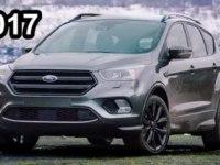 Ford Kuga внутри и снаружи