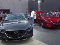 Видео с презентации Mazda 3 Sedan