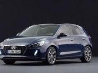Экстерьер Hyundai i30