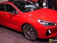 Hyundai i30 на выставке