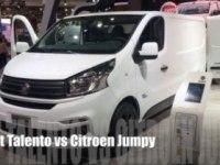 Fiat Talento на выставке