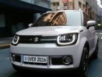 Официальный обзор Suzuki Ignis