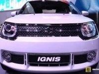 Suzuki Ignis на выставке