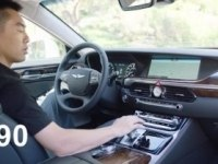 Официальный обзор Hyundai Genesis G90