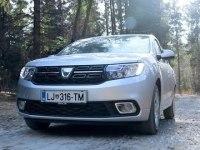 Тест Dacia Sandero