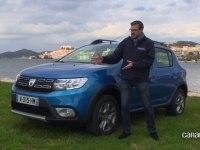 №2 Тест Dacia Sandero Stepway