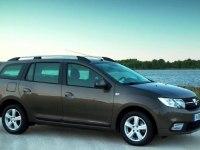 Обзор Dacia Logan MCV