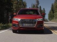 Audi Q5 внутри и снаружи