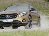 Проезды Mercedes-Benz GLA-Class
