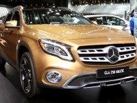 Обзор Mercedes-Benz GLA-Class