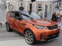 Land Rover Discovery 5 внутри и снаружи