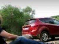 Видео обзор Ford Kuga от AutoWeek
