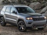 Официальное обзорное видео Jeep Grand Cherokee