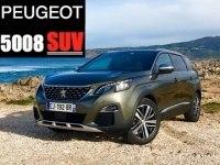 Тест Peugeot 5008