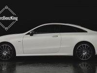 Mercedes E-Class Coupe в статике и движении