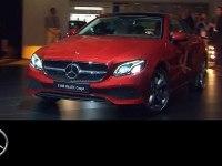 Дебют Mercedes E-Class Coupe