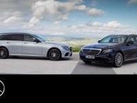 Официальное видео Mercedes-Benz E-Class T-Modell