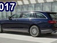 Обзор Mercedes-Benz E-Class T-Modell