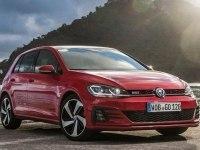 Volkswagen Golf GTI внутри и снаружи
