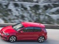 Интерьер и экстерьер Volkswagen Golf GTI