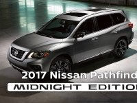 Проморолик Nissan Pathfinder Midnight Edition
