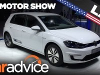 Обзор Volkswagen e-Golf
