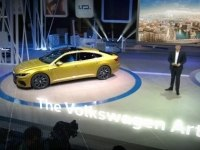 Описание Volkswagen Arteon