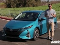 Тест Toyota Prius Plug-in Hybrid