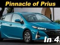 Обзор Toyota Prius Plug-in Hybrid