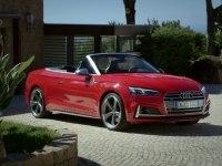 Обзор Audi S5 Cabriolet