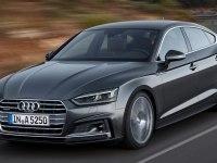 Детальный обзор Audi A5 Sportback